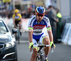 "Sagan has lost 1' 14"" in the last kilometres, the pressure on him is mounting..."