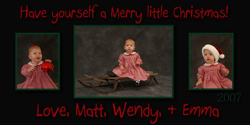 merry little card 1