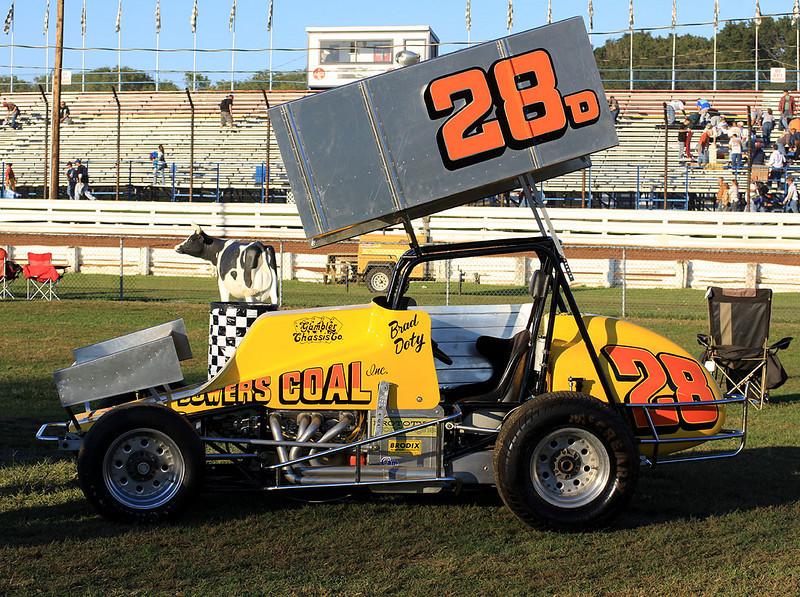 Brad Doty #28-Profile