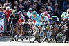 Wellens has been gobbled up on the Mur de Huy by Valverde, Scarponi, Rodriguez, Albasini and Alaphilippe...