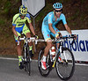 Aru also makes a move against Contador, this Giro is alive and very well..!