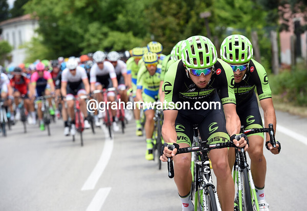 Cannondale-Garmin have suddenly launched a ferocious chase, but why..?