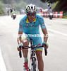 Mikel Landa has attacked too - and he might even win the stage..!