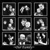 Family 10x10 or 12x12
