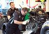 John Force team Mechanic