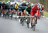 Cofidis start to chase with 50-kilometres to go...