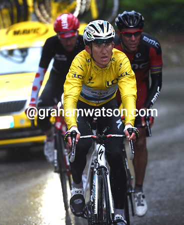 Kwiatkowski looks aggressive and formidable now, can anyone stop him winning..?
