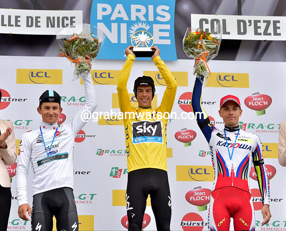 Paris-Nice 2015 - stage 7