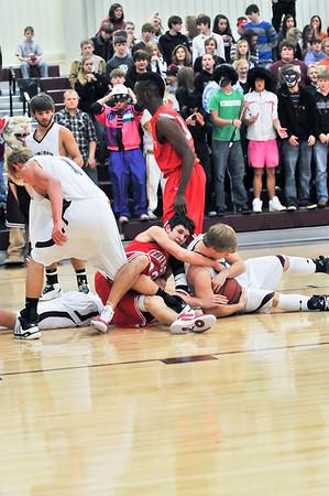 Sandrock Boys vs Cedar Bluff