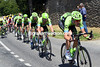 Ramunas Navardauskas leads the Cannondale chase, they clearly have a plan for the finale..!
