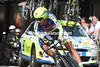 Peter Sagan took 19th place, 41-seconds behind...