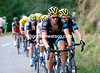 Ian Stannard is already hard at work for Team Sky, but the gap has grown to twelve minutes with 80-kilometres left...
