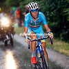 Vincenzo Nibali is inspired by Contador's attempt and tries to escape himself...