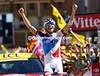 Thibaut Pinot has won the Tour's most prestigious stage to Alpe d'Huez..!