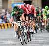 Thomas Vockler is the man chasing the trio for Europcar and Bryan Coquard...