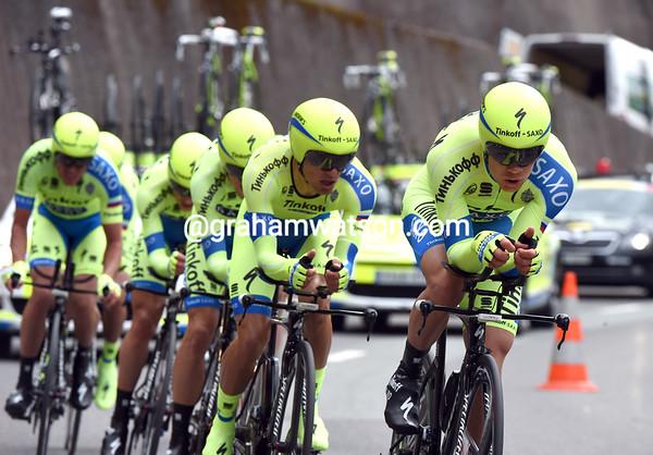 Tour de Romandie- Stage 1