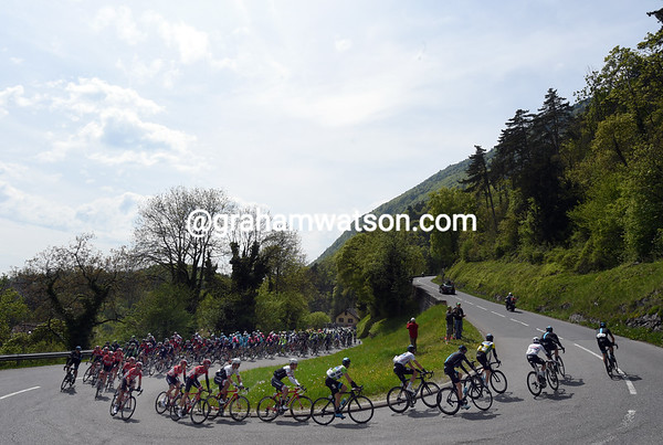 Tour de Romandie- Stage 2