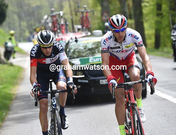 Tour de Romandie- Stage 2
