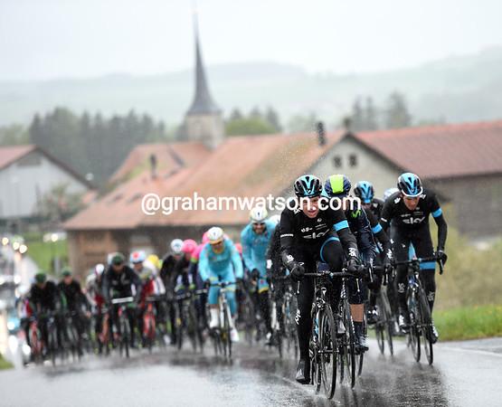 Tour de Romandie- Stage 4