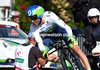 Michael Albasini took 16th place, nine-seconds off the pace...