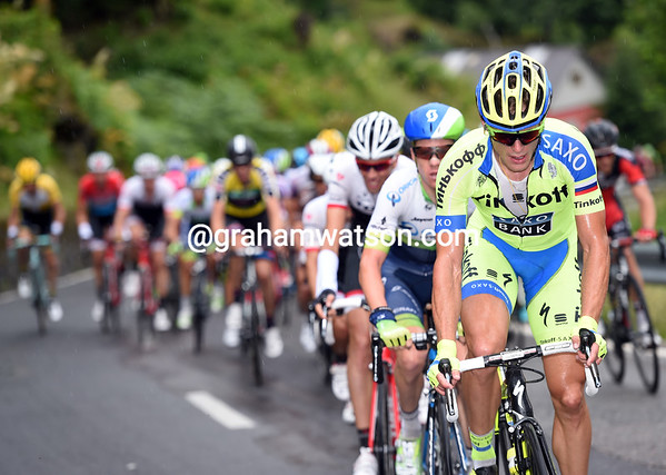 Breschel is defendingTinkoff's interests of a sprint-finish for Sagan...
