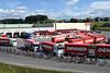 Good publicity for some, the peloton returns to the industrial park again - bad publicity for the Tour de Suisse...