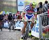Sagan goes after Van Avermaet at the Paterberg summit...