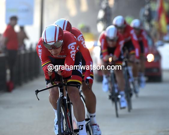 Tour of Spain - Team Presentation