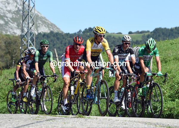 Tour of Spain - Stage 15