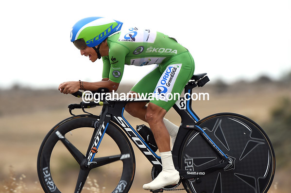 Vuelta a España stage 17: Burgos > Burgos, 38.7kms (ITT)>
