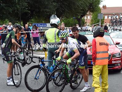 Vuelta a España stage 20: San Lorenzo El Escorial > Cercedilla, 176kms