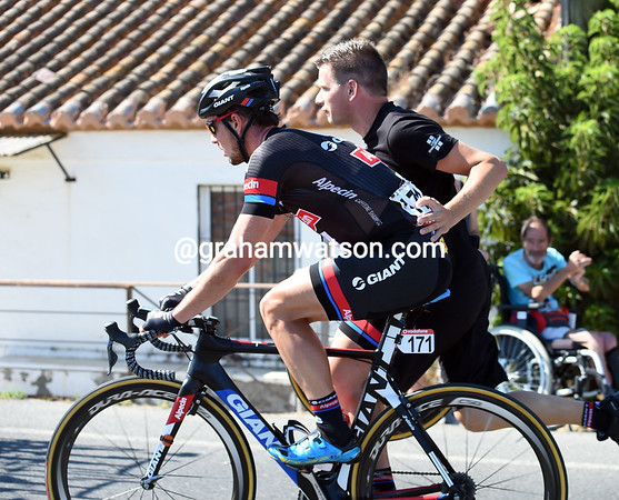 Tour of Spain - Stage 3