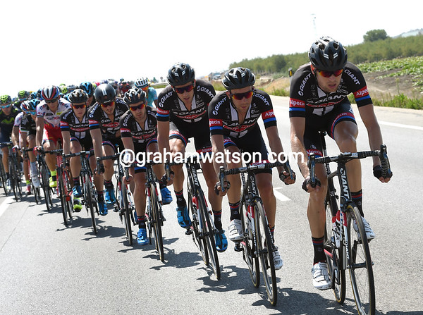 Tour of Spain - Stage 5