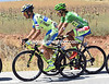 Rafal Majka and Peter Sagan make a formidable leadership for Tinkoff, maybe today is their day..?