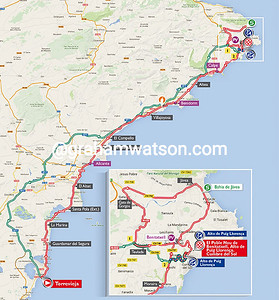 Vuelta a España stage 9: Torrevieja > Benitatxell, 168kms