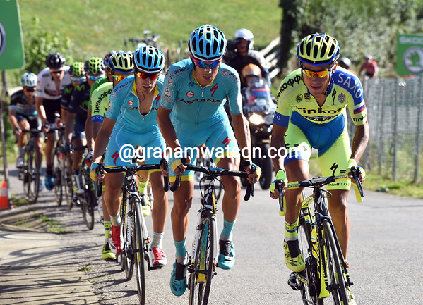 Tour of Spain - Stage 16