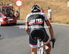Cancellara faces a long and lonely ride to the finish - he'll lose 22-minutes on this stage...