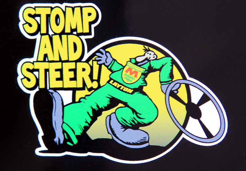 1st-Chad Layton-Stomp and Steer!