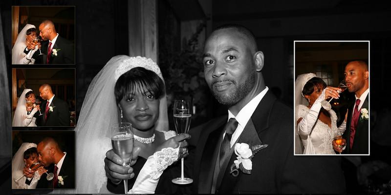 Wedding Album Example