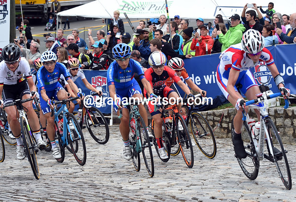 World Championships - Elite Womens Road Race, 130kms