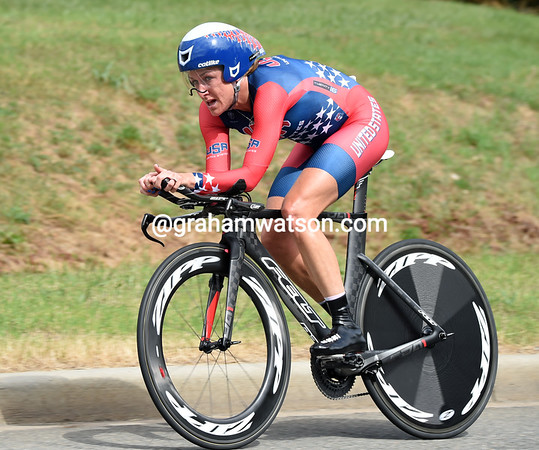 World Championships - Womens TT