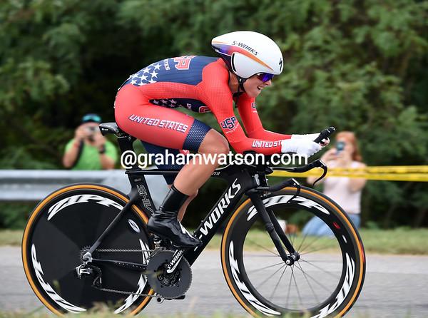 World Championships - Womens TT