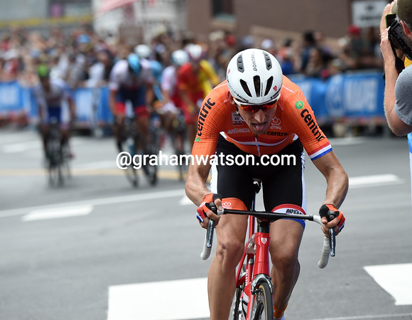World Championships - Mens Road Race
