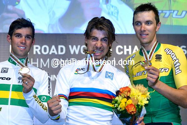 UCI Road World Cycling Championships - day 8