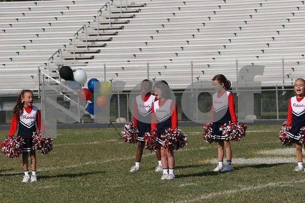 Chesapeake Rec. Cheerleading Competition Great Bridge Teams