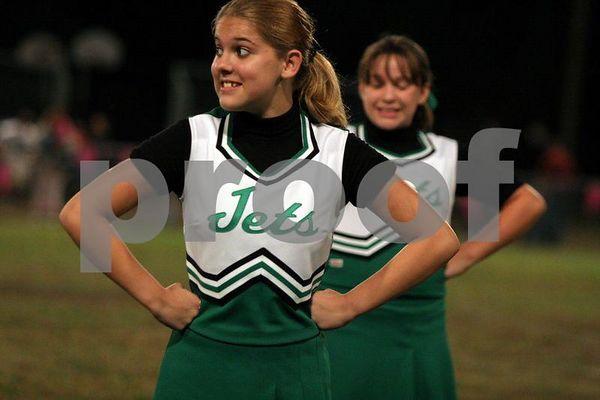 Deep Creek Rec Cheerleaders
