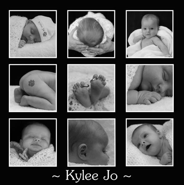 Kylee Jo parts 10x10 can also order a 12x12