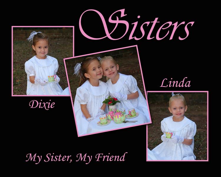 Sisters 8x10