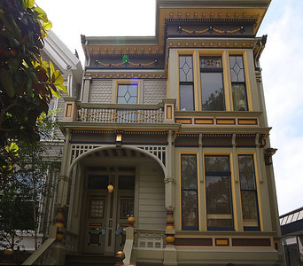 Beautifully painted Victorian.