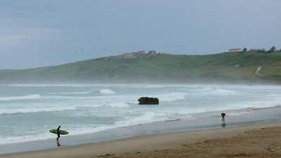 La Playa, La Costa Verde Digital photo. Print available on paper or aluminum.
